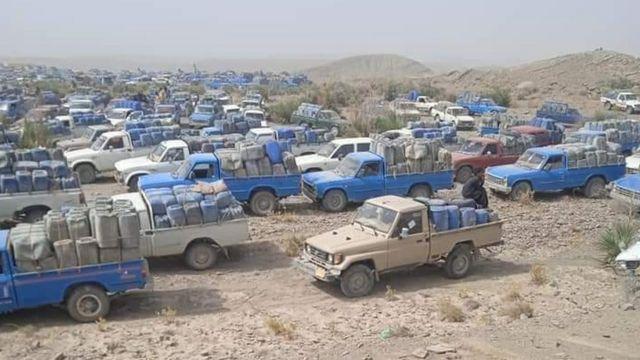 ایرانی تیل، بلوچستان