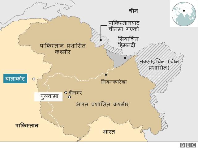 बालाकोट कश्मीर