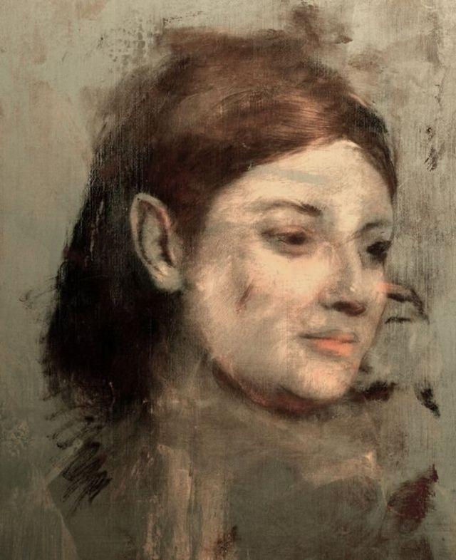 Скрытый портрет