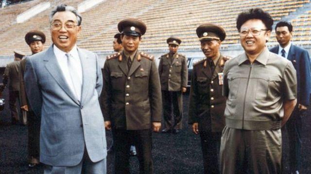 Dòng họ Kim ở Bắc Hàn