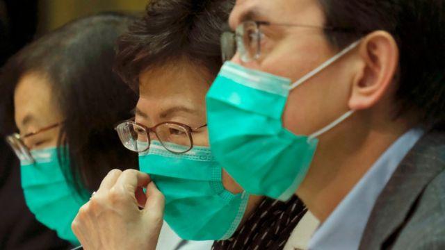 香港政府過去數周防止新型冠狀病毒疫情的工作備受批評。