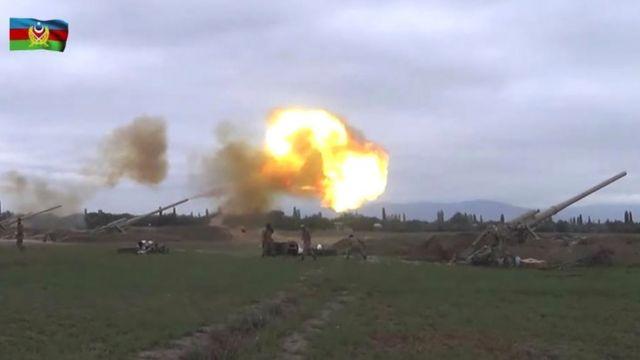 आर्मीनिया और अज़रबैजान, नागोर्नो-काराबाख को लेकर क्यों लड़ रहे हैं - BBC News हिंदी