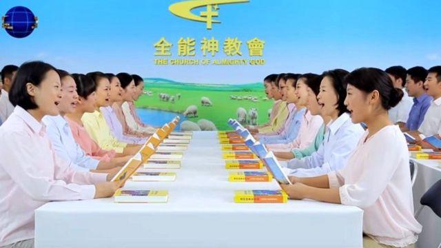 L'église qui existe depuis 1990, est interdite en Chine.