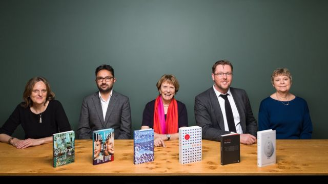 Wellcome Book Prize 2016 shortlist revealed