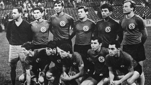 Honduras v El Salvador: The football match that kicked off a war