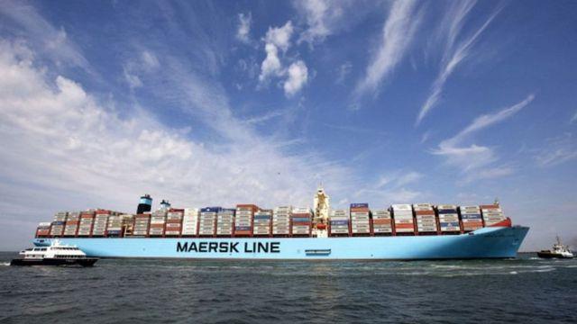 کشتی باری مارشال