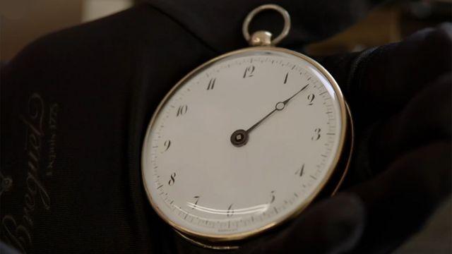 Reloj de Breguet de suscripción