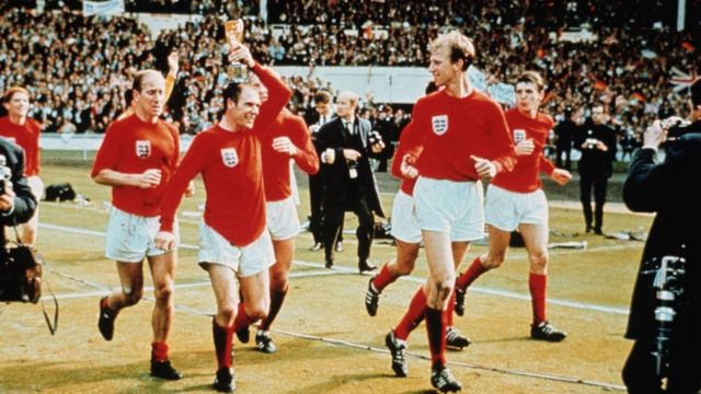 Сборная Англии по футболу, 1966 год