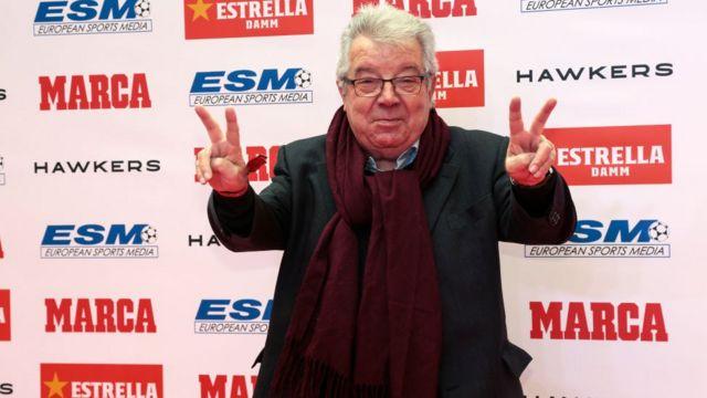 José María Minguella en diciembre de 2018.