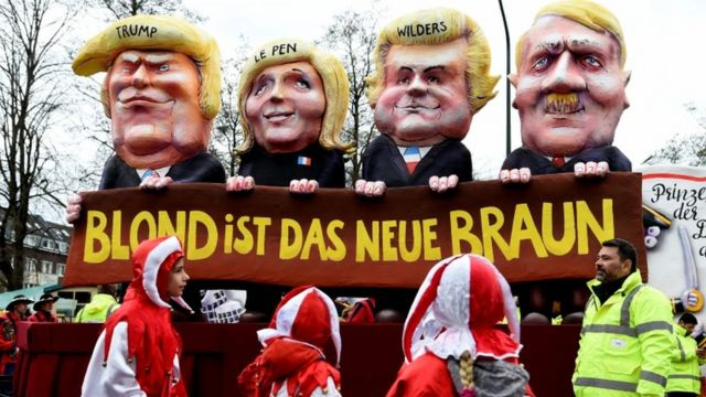 تظاهرات اعتراضی در آلمان
