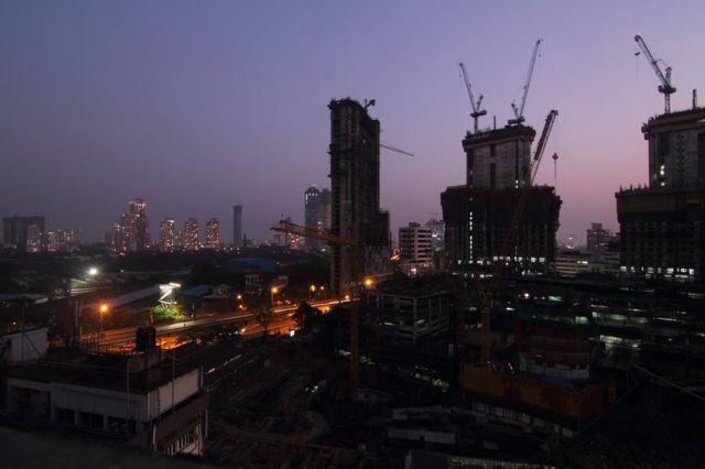 मुंबई का रियल स्टेट