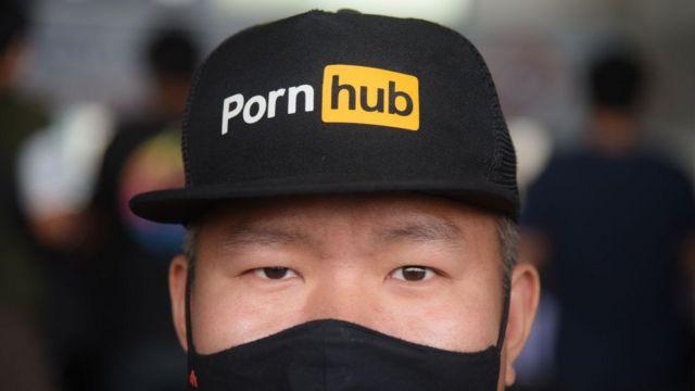 Бейсболка Pornhub