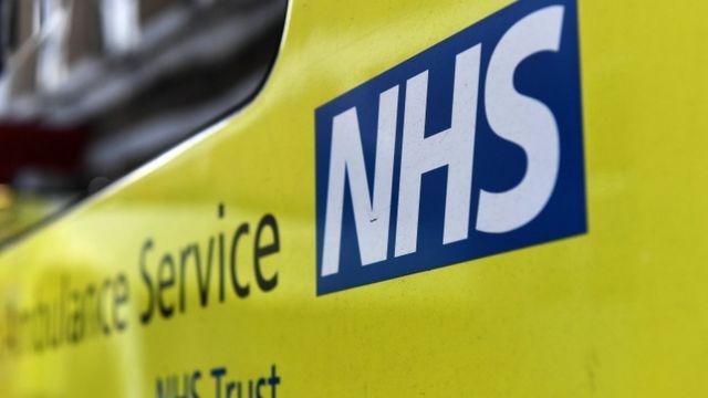 Ambulancia del NHS