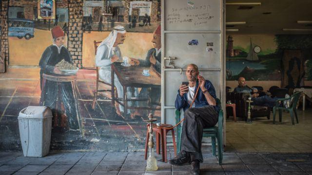 Kafić u Izraelu