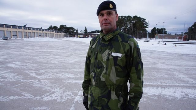 Russian menace pushes Sweden towards Nato