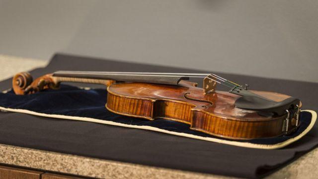 Un Stradivarius