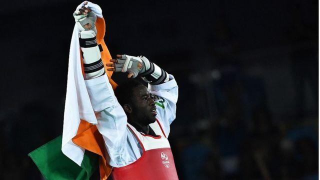 Cheick Sallah Junior Cissé, Rio 2016