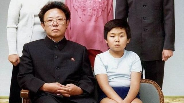 Kim Jong-nam, Korea Utara, Kim Jong-il