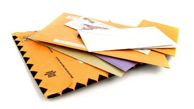 চিঠিপত্র, mails