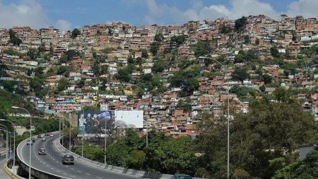 Neighborhoods of Caracas