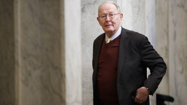 Republican Senator from Tennessee Lamar Alexander