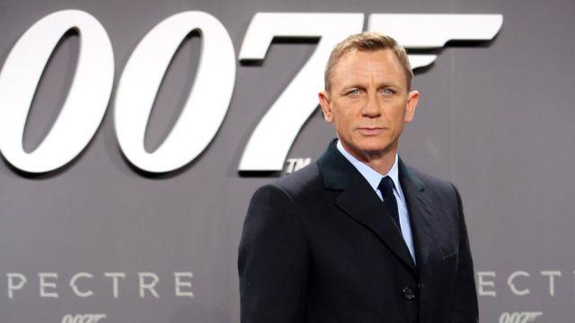 James Bond actor Daniel Craig