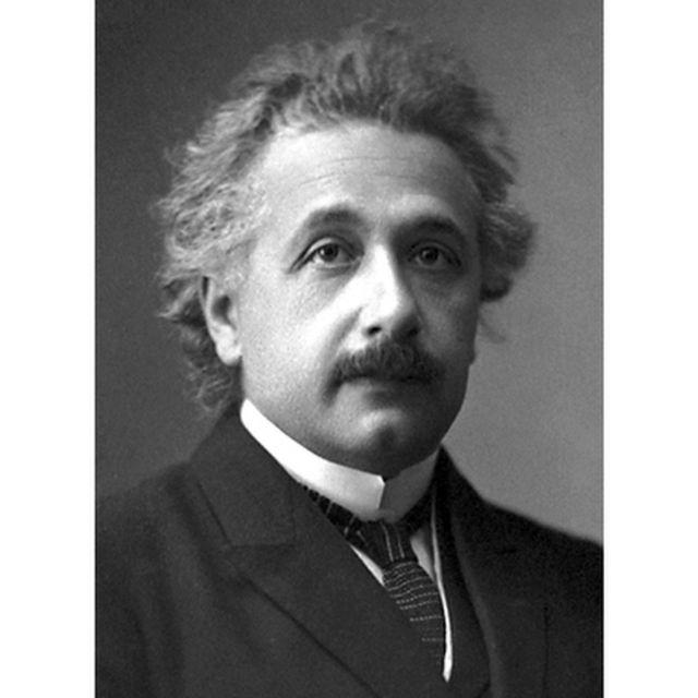 Albert Einstein en 1921