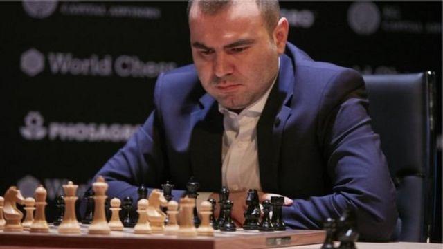 Azərbaycan şahmatçısı Şəhriyar Məmmədyarov