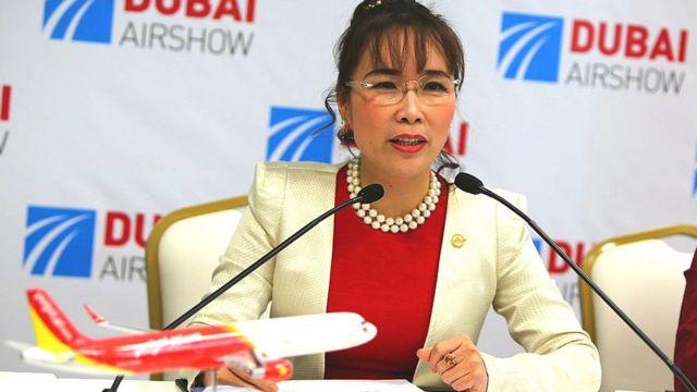 Bà Nguyễn Thị Phương Thảo