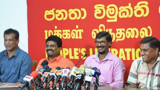 JVP leaders