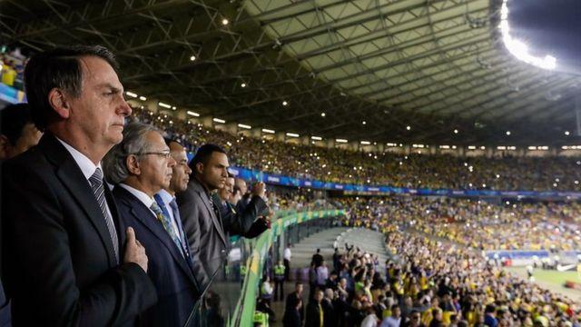 Copa América: oposição a Bolsonaro abre ofensiva contra torneio na Justiça  e na CPI da Covid - BBC News Brasil