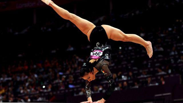 Ponor é a única ginasta romena na Rio 2016