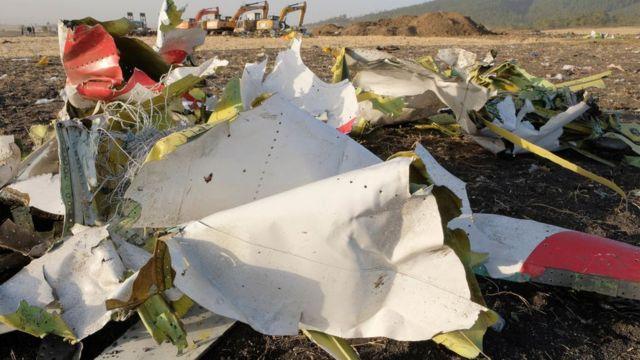 Ethiopian Airlines 'believes in Boeing'