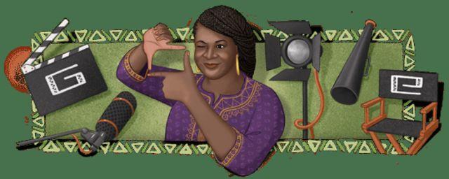 Amaka Igwe doodle