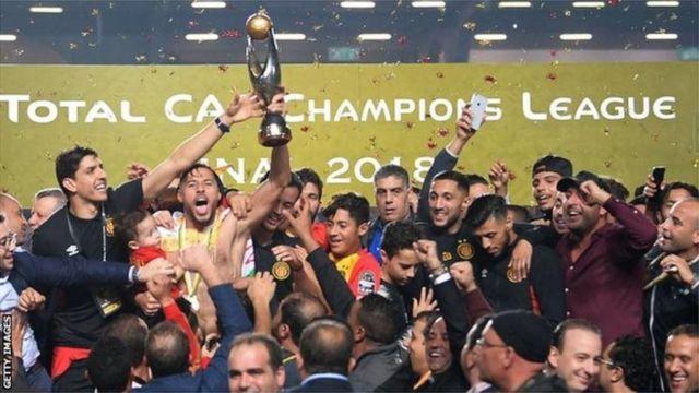 L'Espérance de Tunis, le champion d'Afrique 2018, fait partie de la poule la plus facile en théorie.