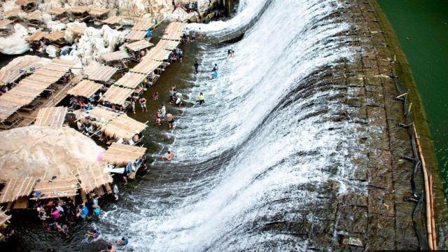 馬尼拉溢洪水壩