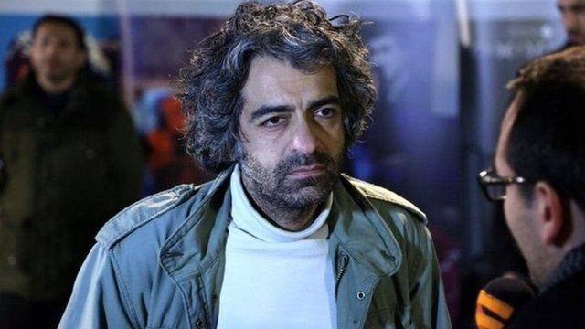 بابک خرمدین کارگردان سینمای ایران