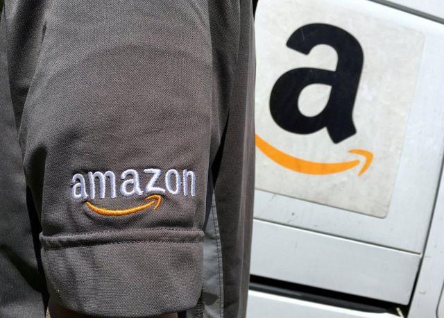 Empleado de Amazon
