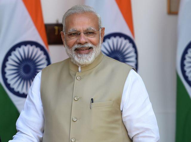 प्रधानमंत्री नरेंद्र मोदी, भारतीय जनता पार्टी