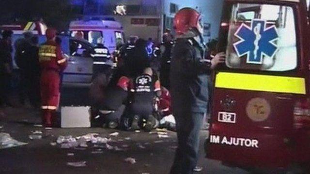 Ambulance crews