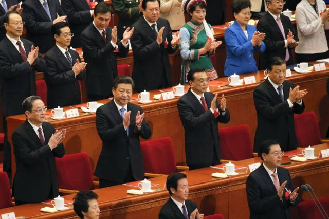 China approves new five-year plan as Li reassures on economy