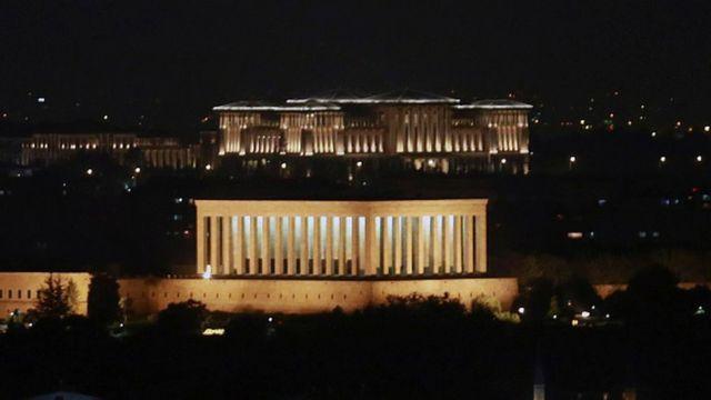 کاخ تازه ریاست جمهوری آقای اردوغان