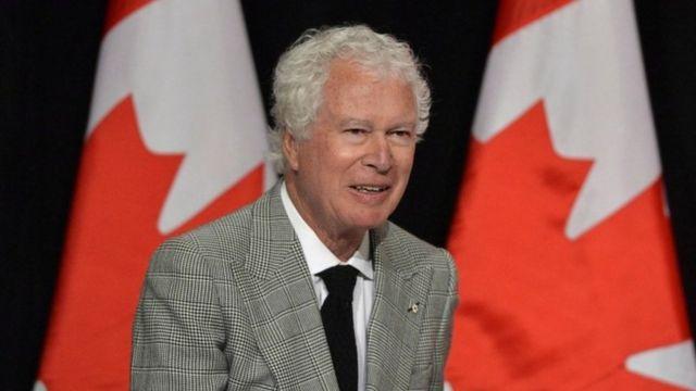 Ken Taylor, former Canadian ambassador to Iran (24 January 2013)