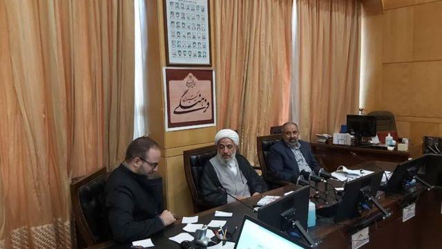 جلسه ژرفا در کمیسیون فرهنگی
