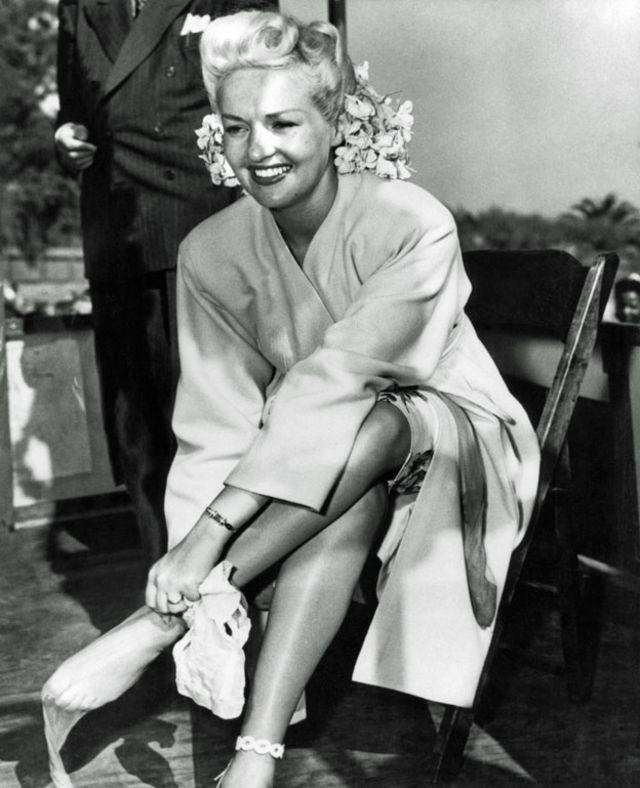 Betty Grable circa 1942