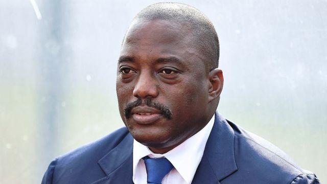 Joseph Kabila, RDC