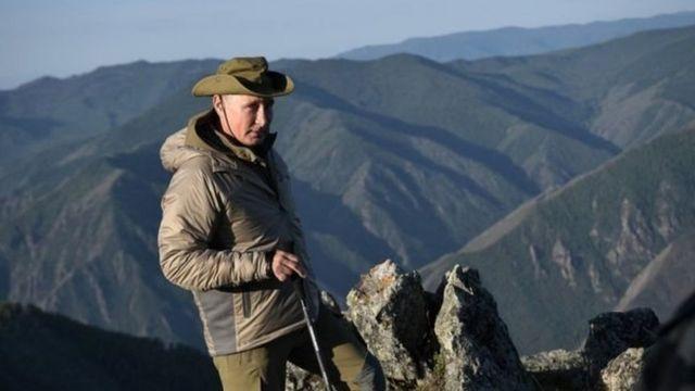 Vladimir Putin Omsk Sibir