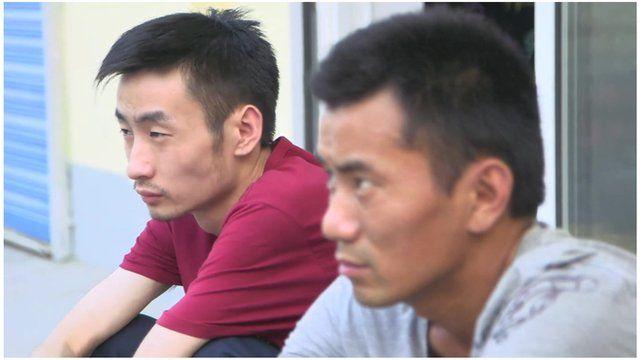 Chinese jobseekers