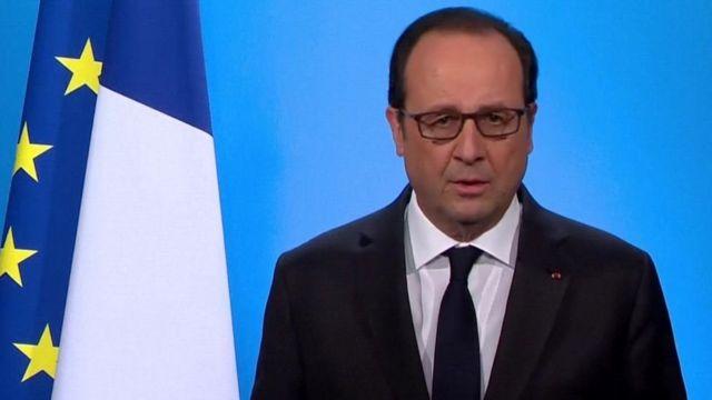 Mr Hollande