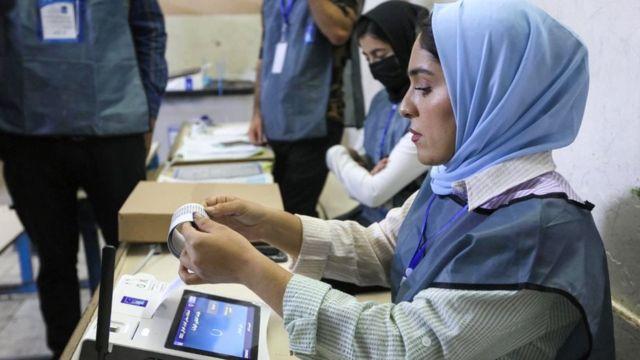 Eleições iraque